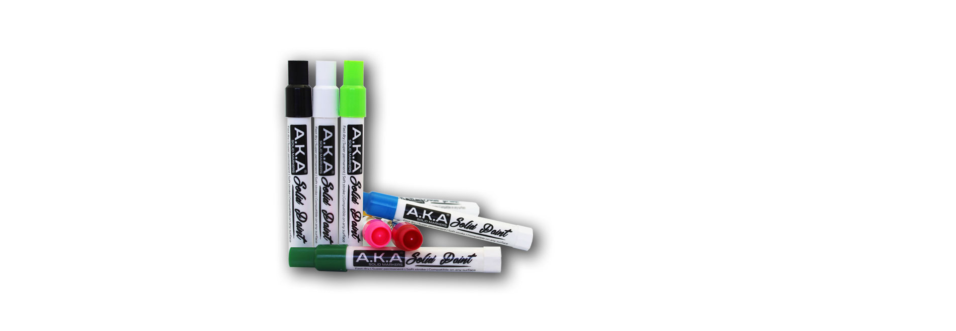 AKA Solid Paint Markers