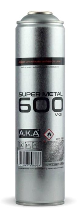 AKA Colors® SUPERMetal 600 Series